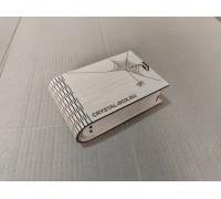 Коробка-шкатулка из фанеры с гибкой крышкой