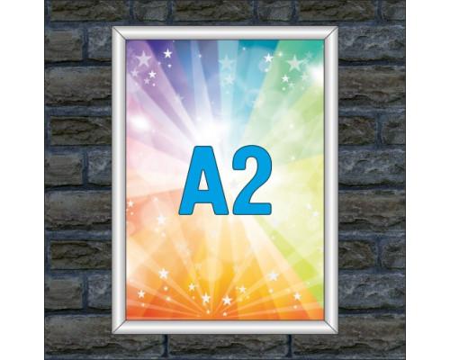 """Тонкая световая панель """"Frame"""" A2"""