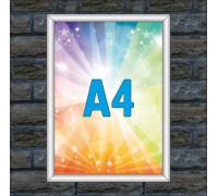 """Тонкая световая панель """"Frame"""" A4"""