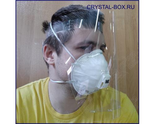 Защитный экран для лица от 100 шт.